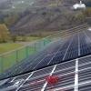 48,02 kWp sunpower hibrid napelemes rendszer | Olaszország, Burgais