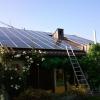 10 kWp monokristályos napelemes rendszer | Svájc, Gossau