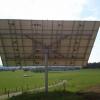 5,55 kWp monokristályos napelemes rendszer, kéttengelyes DEGER forgatóval | Svájc, St, Gallen