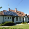 Pinnyei Községháza (10 kWp IBC PolySol 250 napelem)