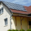3,51 kWp monokristályos napelemes rendszer