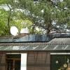 TSMC vékonyfilm-rétegű napelemes rendszer