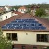 4,5 kWp IBC PolySol 250 napelemes rendszer