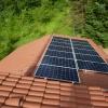 3,25 kWp polikristályos napelemes rendszer
