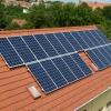 10,75 kWp polikristalyos napelemes rendszer | Csorna