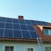 4,5 kWp hálózatra kapcsolt és 5 kWp sziget üzemű napelemes rendszer