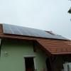 5,07 kWp monokristalyos napelemes rendszer | Fertőrákos