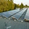 18 kWp monokristályos napelemes rendszer