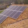 5 kWp monokristályos napelemes rendszer | Ausztria, St. Pölten