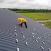 122,85 kWp monokristályos napelemes rendszer | Németország, Bobingen
