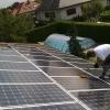 5,7 kWp monoristályos napelemes rendszer | Ausztria, Guntramsdorf
